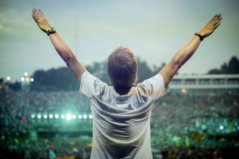 Armin Van Buren at Tomorrowland