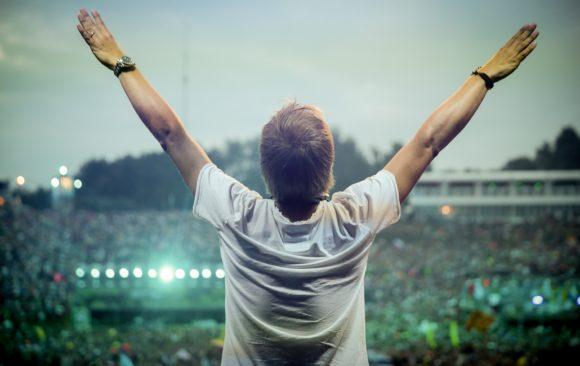 Armin Van Buren at Tomorrowland