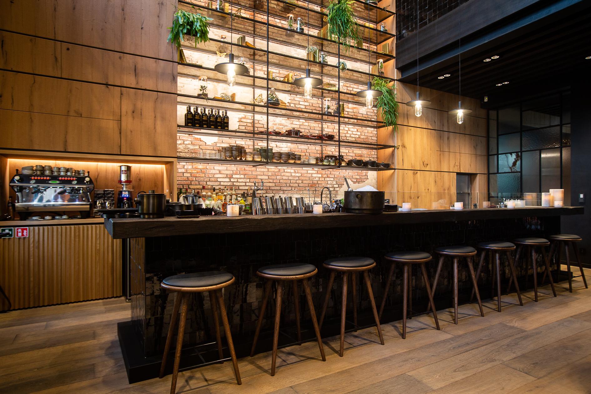 Mesa restaurant Antwerp